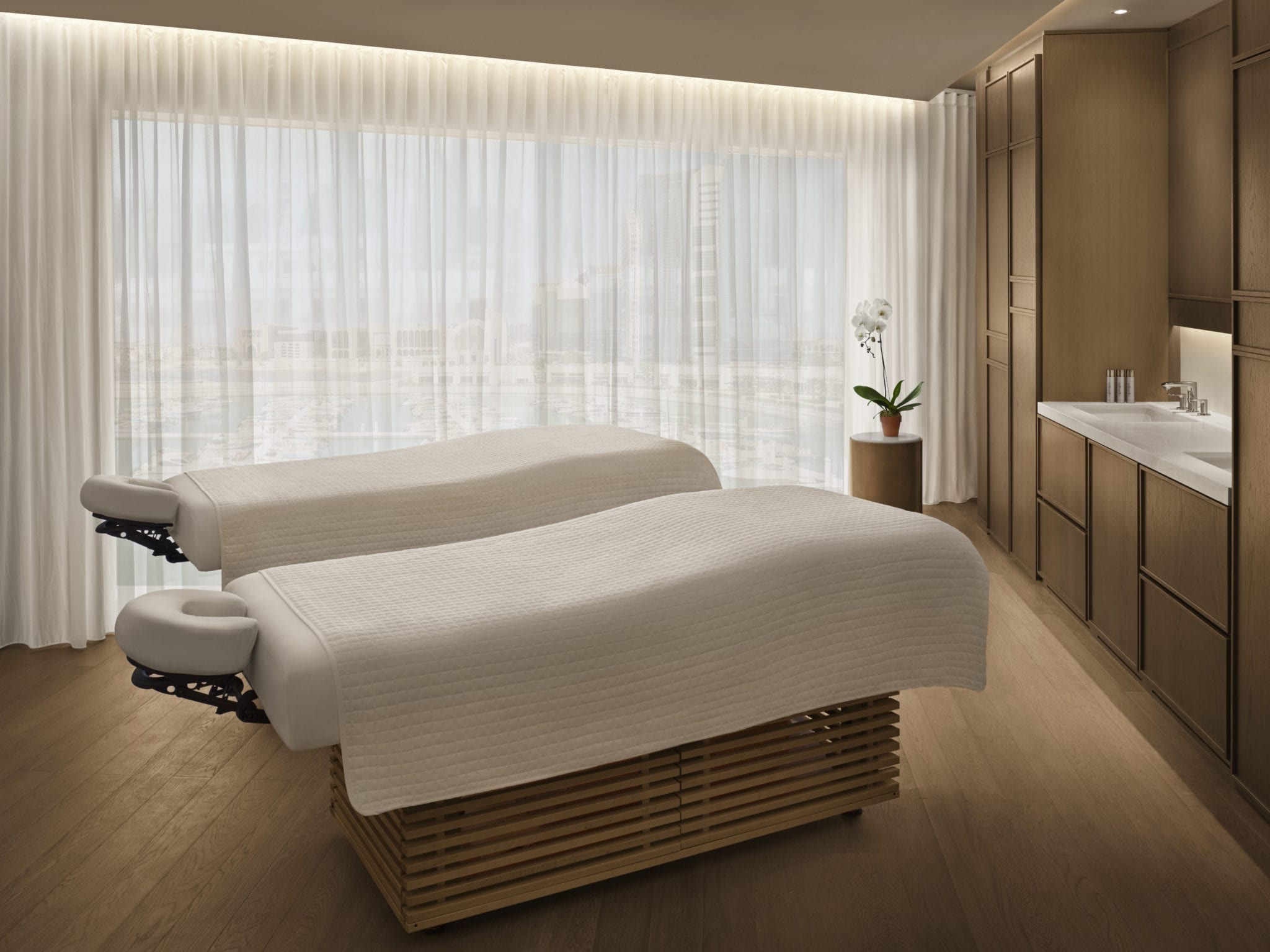 The EDITION Spa - Treatment Room